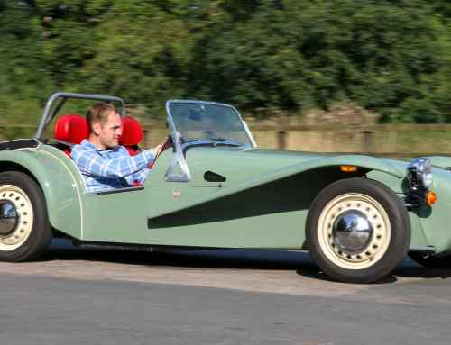 Opinion: this retro Caterham isn't rubbish, I am