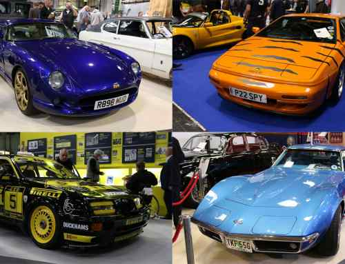 Retro and classic favourites at the NEC Classic Motor Show