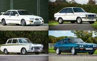 NEC Classic Motor Show auction 2017