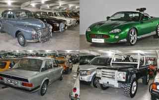 Inside the British Motor Museum's £4m storage unit