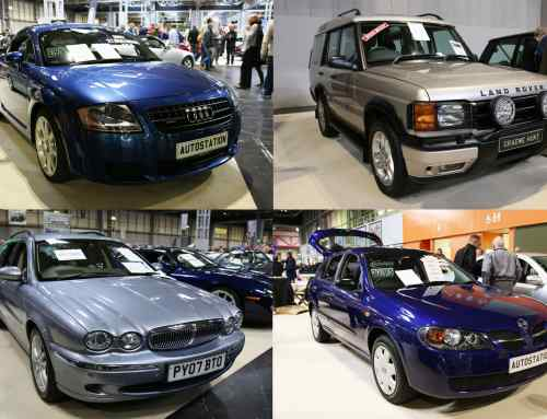 6 expensive future classics at the NEC Classic Motor Show