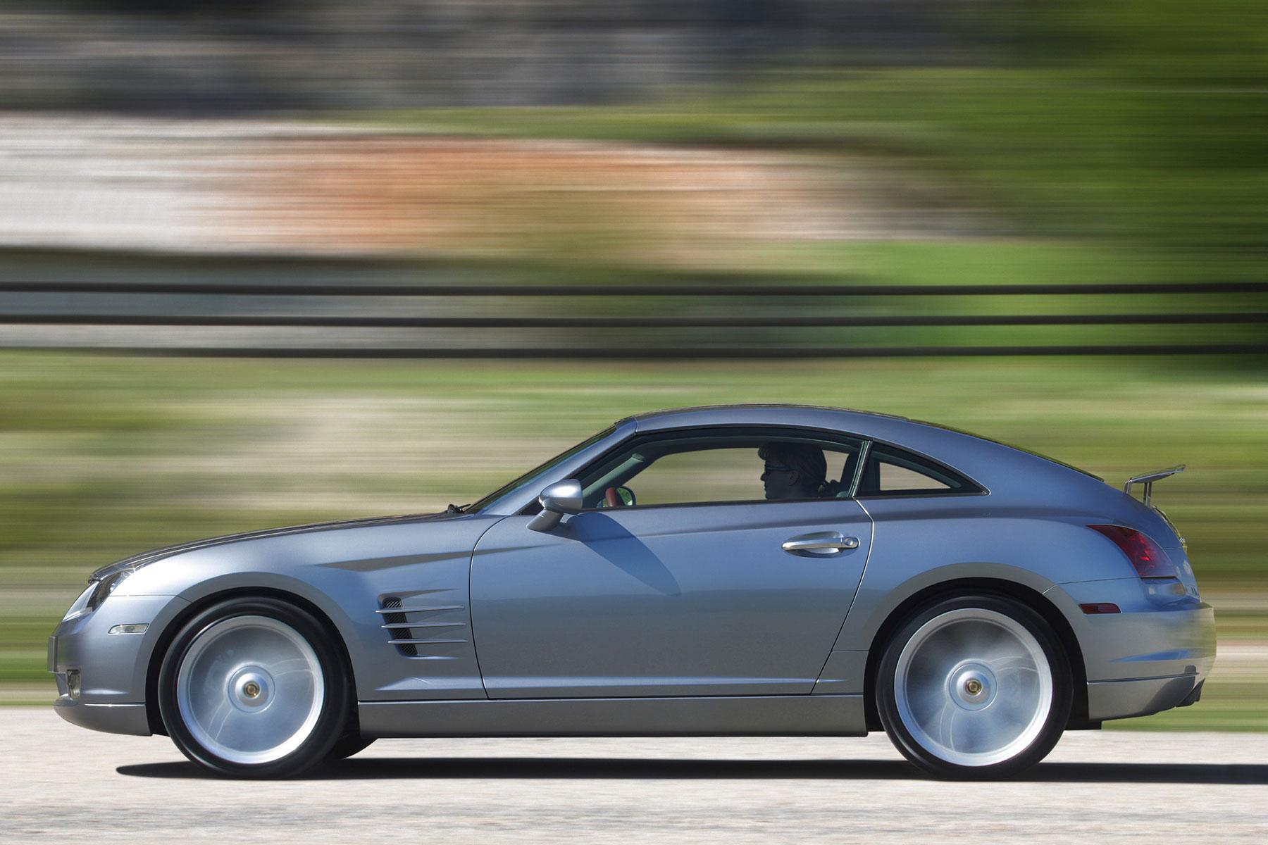 Mr Archive Chrysler Crossfire Review Retro Motor