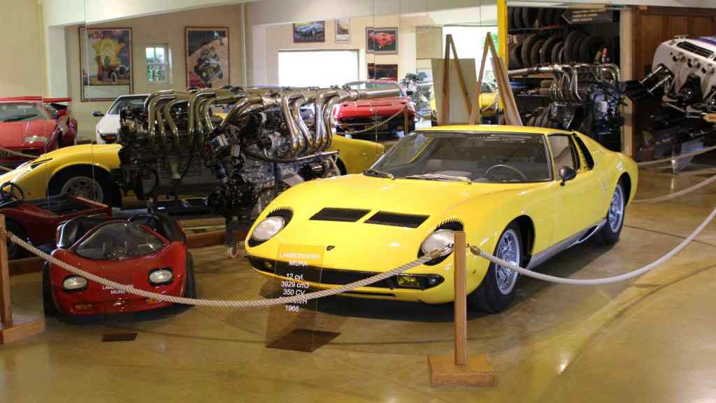 Is this Europe's best car museum?