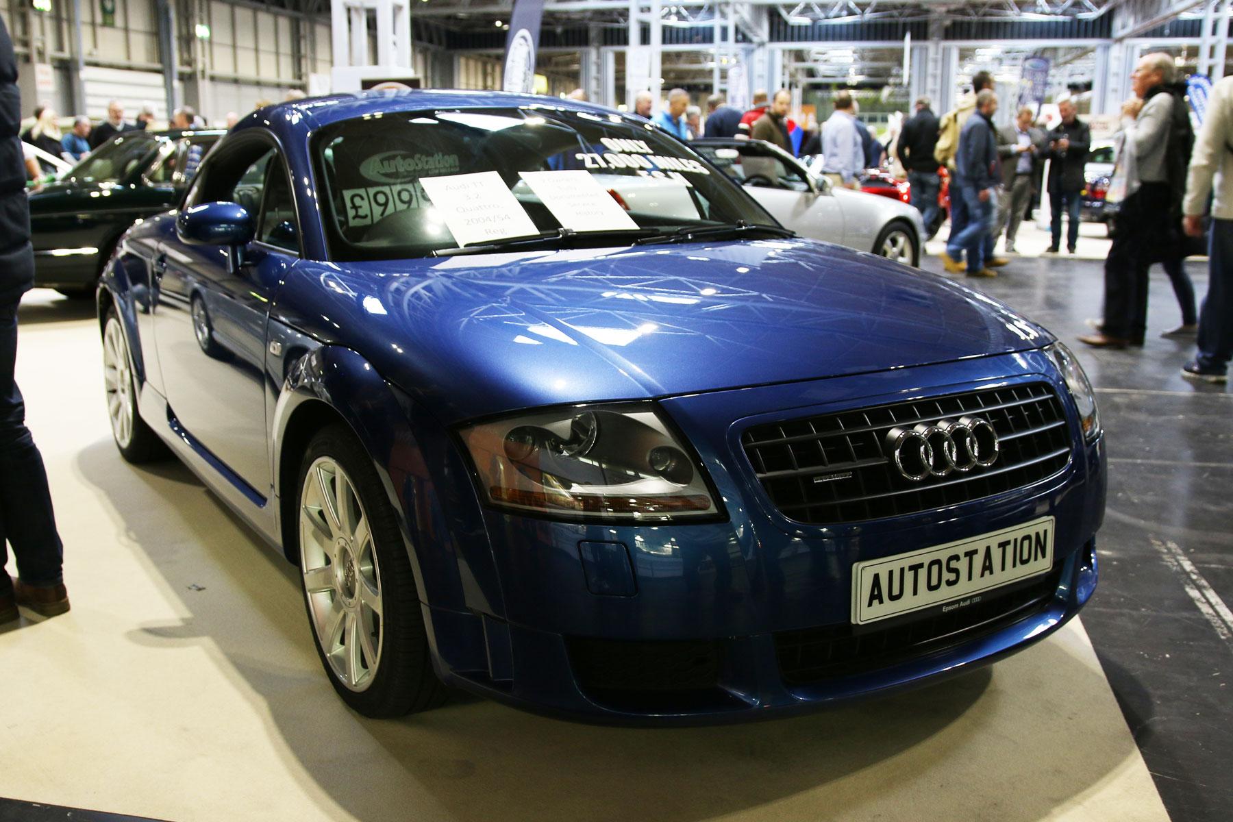 Audi TT: £9,995