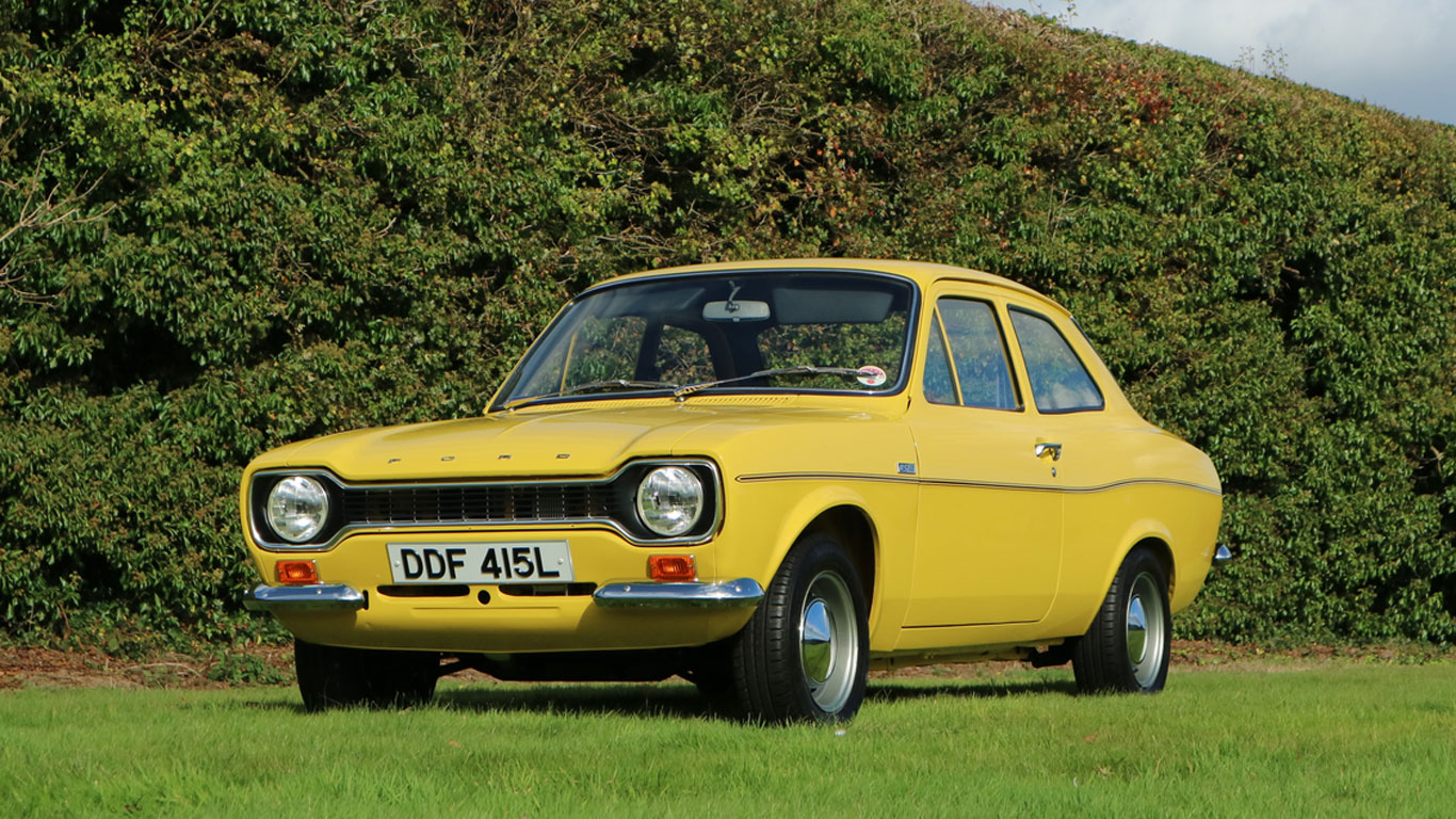Ford Escort RS1600: £77,050