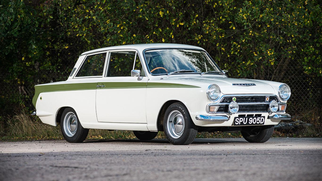 Ford Lotus Cortina: £54,050