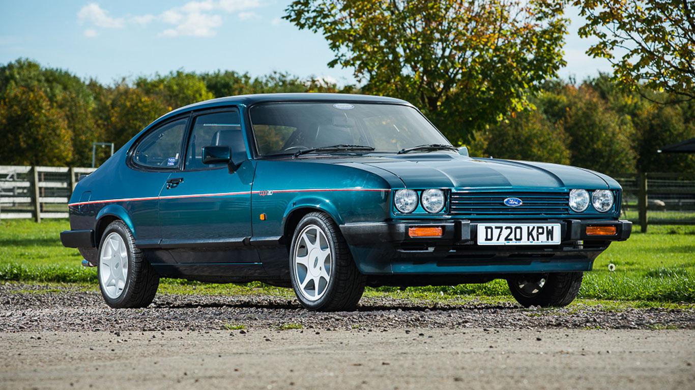 Ford Capri 280: £47,250