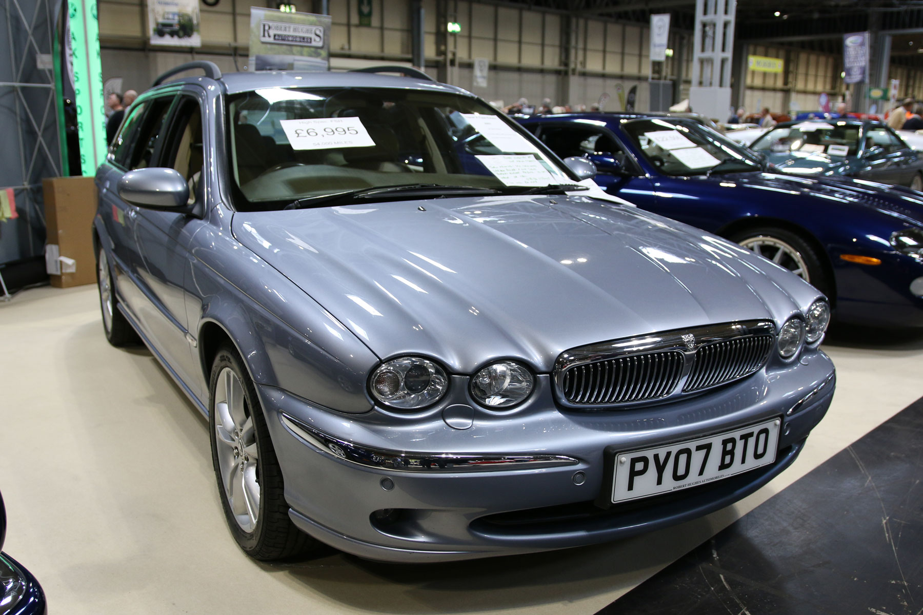 Jaguar X-Type: £6,995