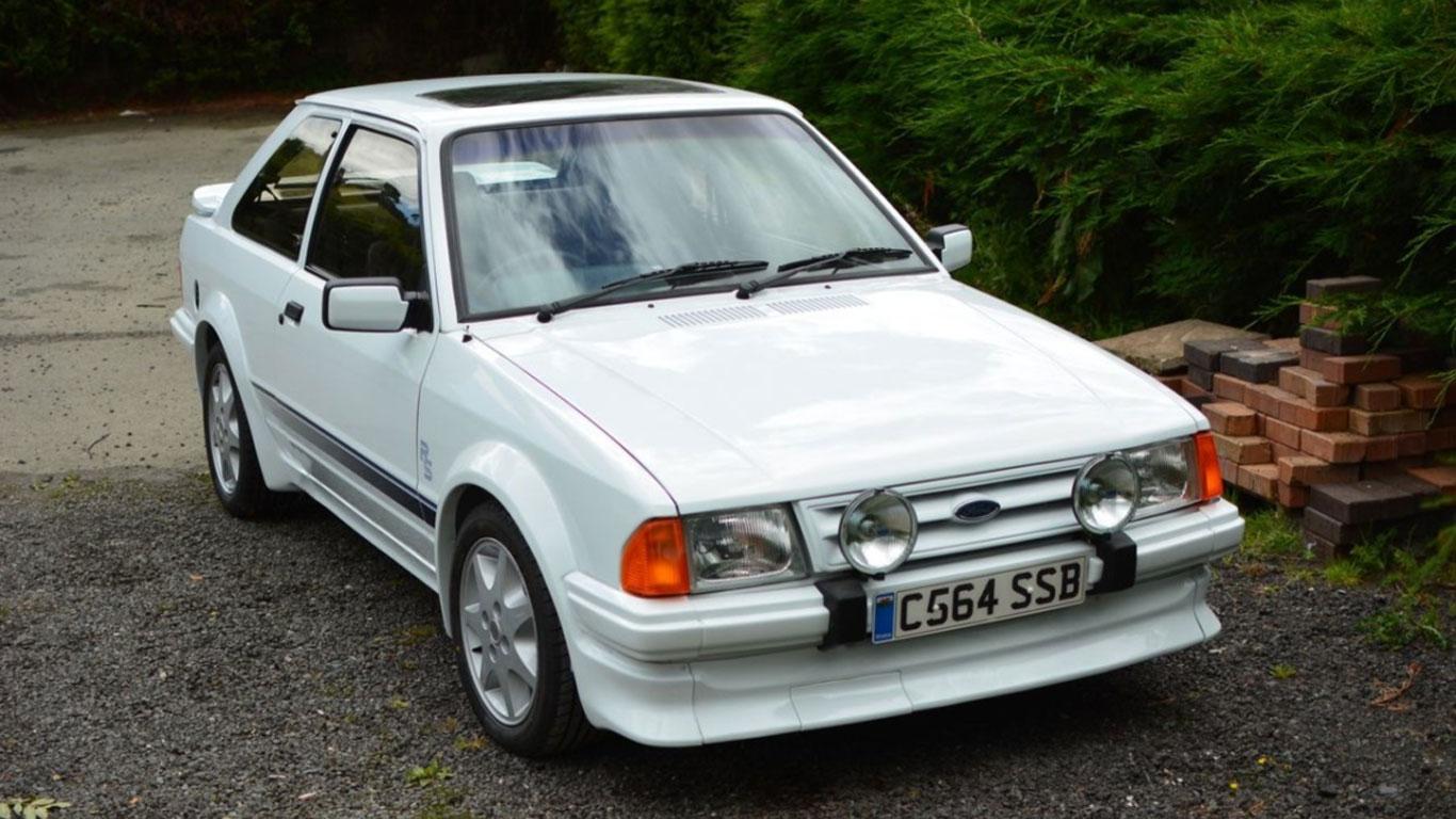 Ford Escort RS Turbo: £19,688
