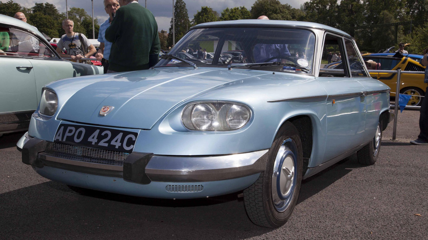 Luxe fizz: a celebration of French luxury cars