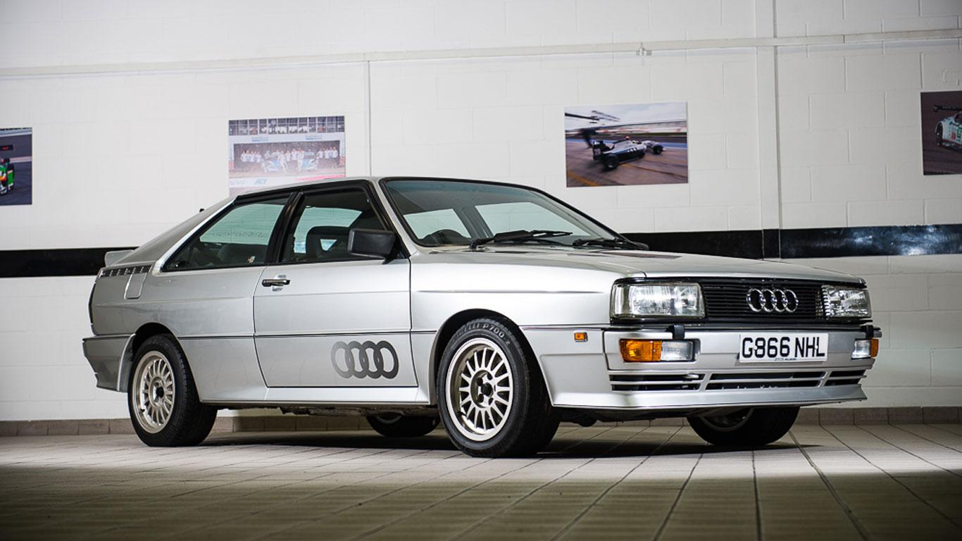 Audi Quattro: £69,750