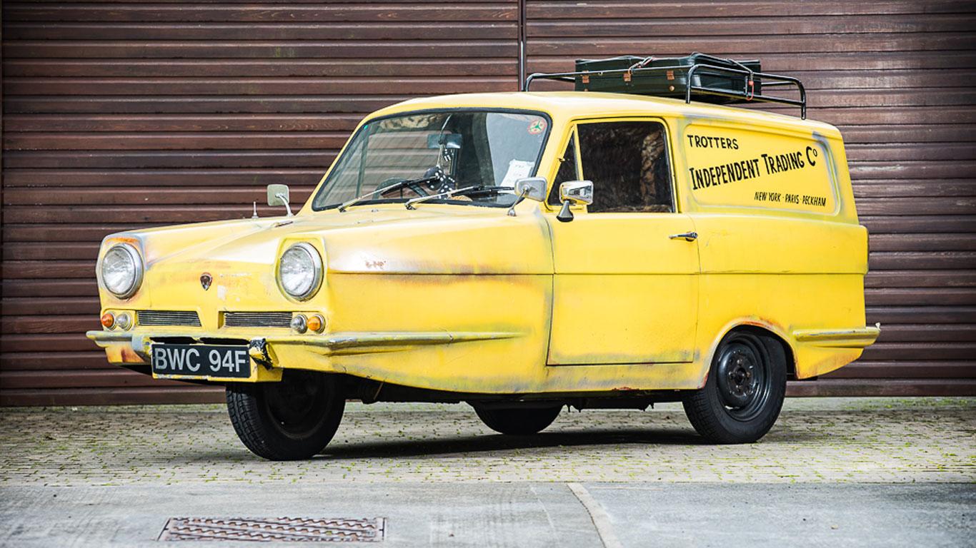 Reliant Regal Supervan II: £41,625