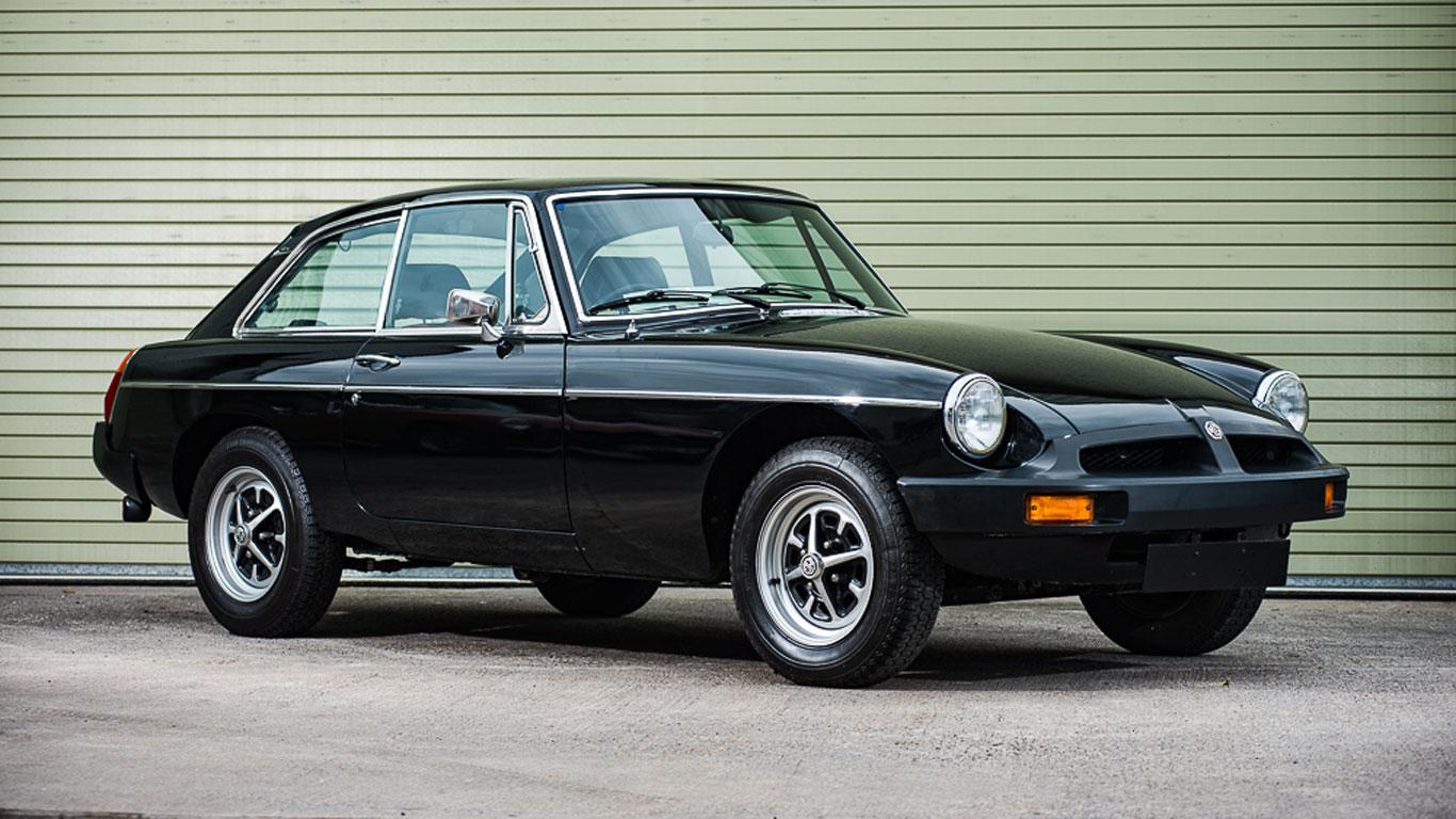 MGB GT: £19,125