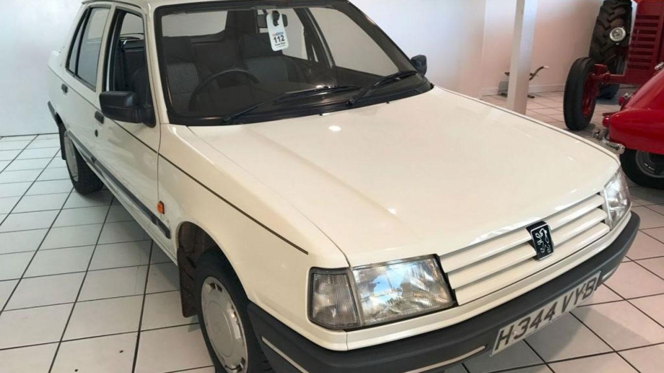 Peugeot 309: £1,495