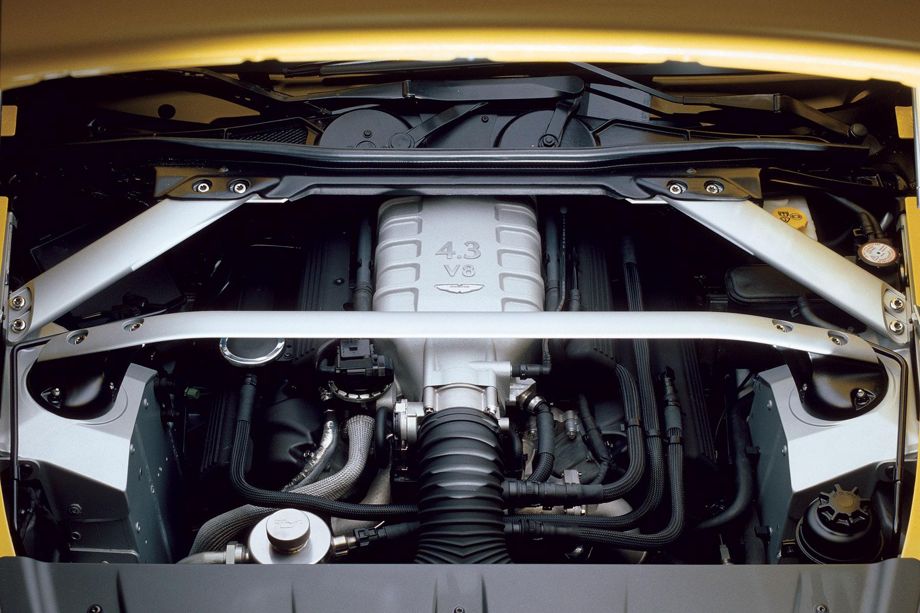 MR archive: Aston Martin V8 Vantage review
