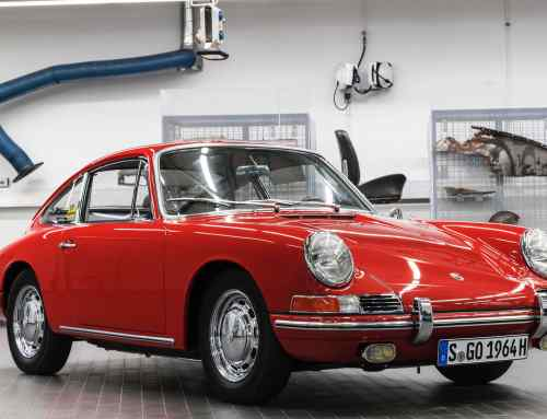 Amazing barn-find Porsche 901 pre-dates the 911
