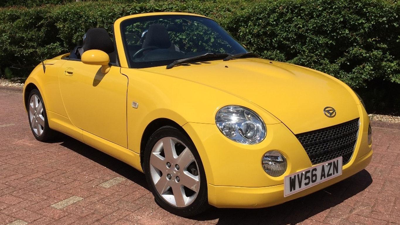 Daihatsu Copen: £2,990