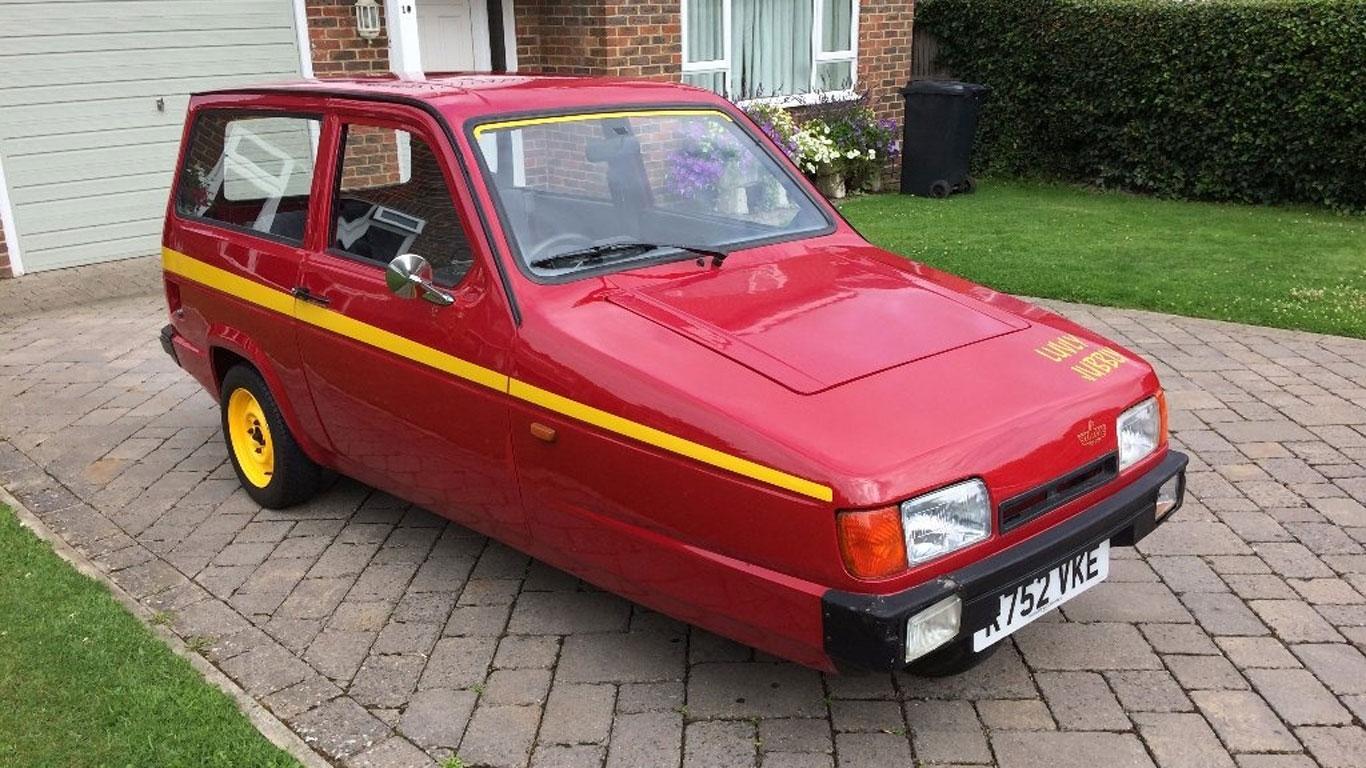 Reliant Robin: £2,500