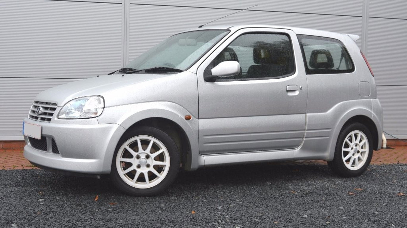 Suzuki Ignis Sport: £1,985