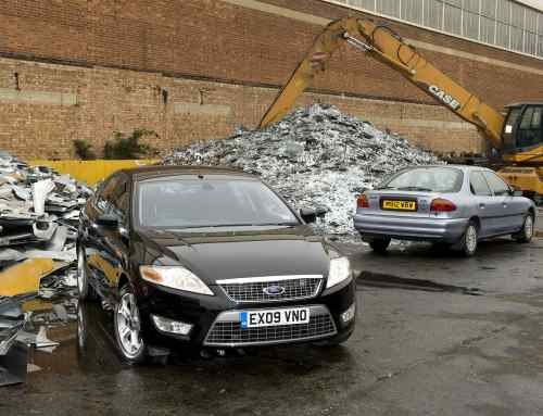 Ford pledges to save historic cars traded in under scrappage scheme