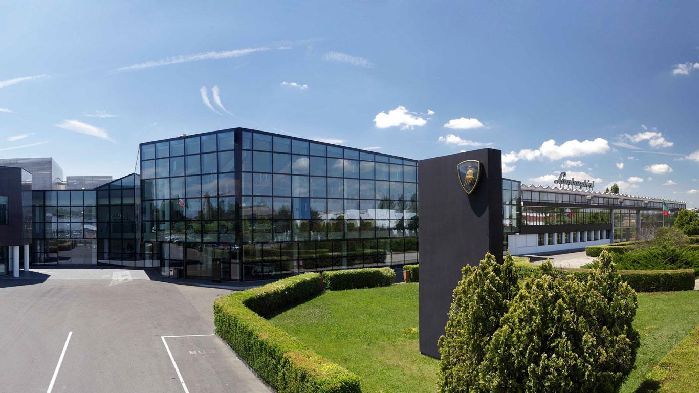 Automobile Ferruccio Lamborghini founded in May 1963