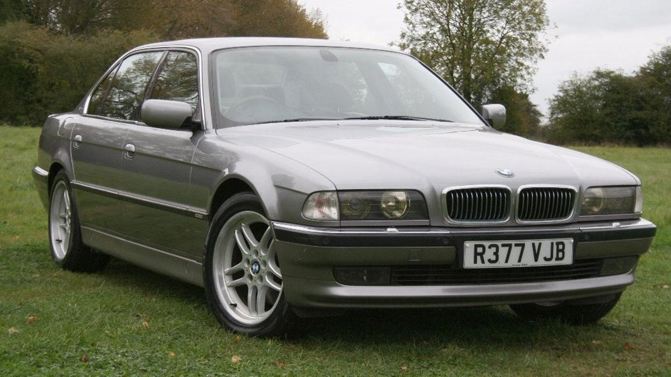 BMW 750iL: £3,995