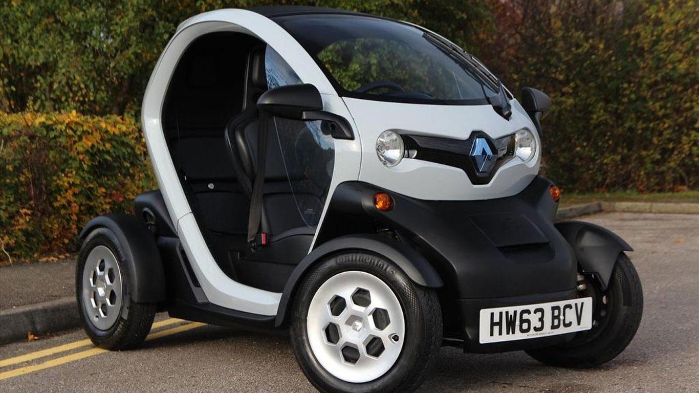 Renault Twizy: £4,999