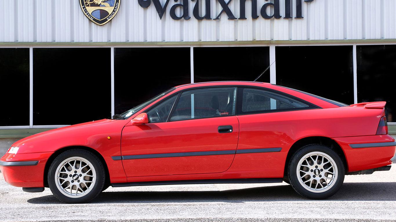 RA: Vauxhall Calibra