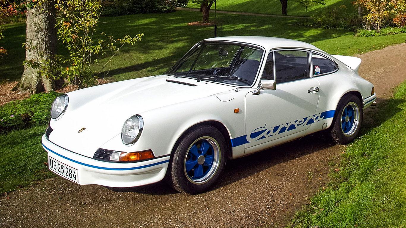 TP: Porsche 911 Carrera 2.7 RS