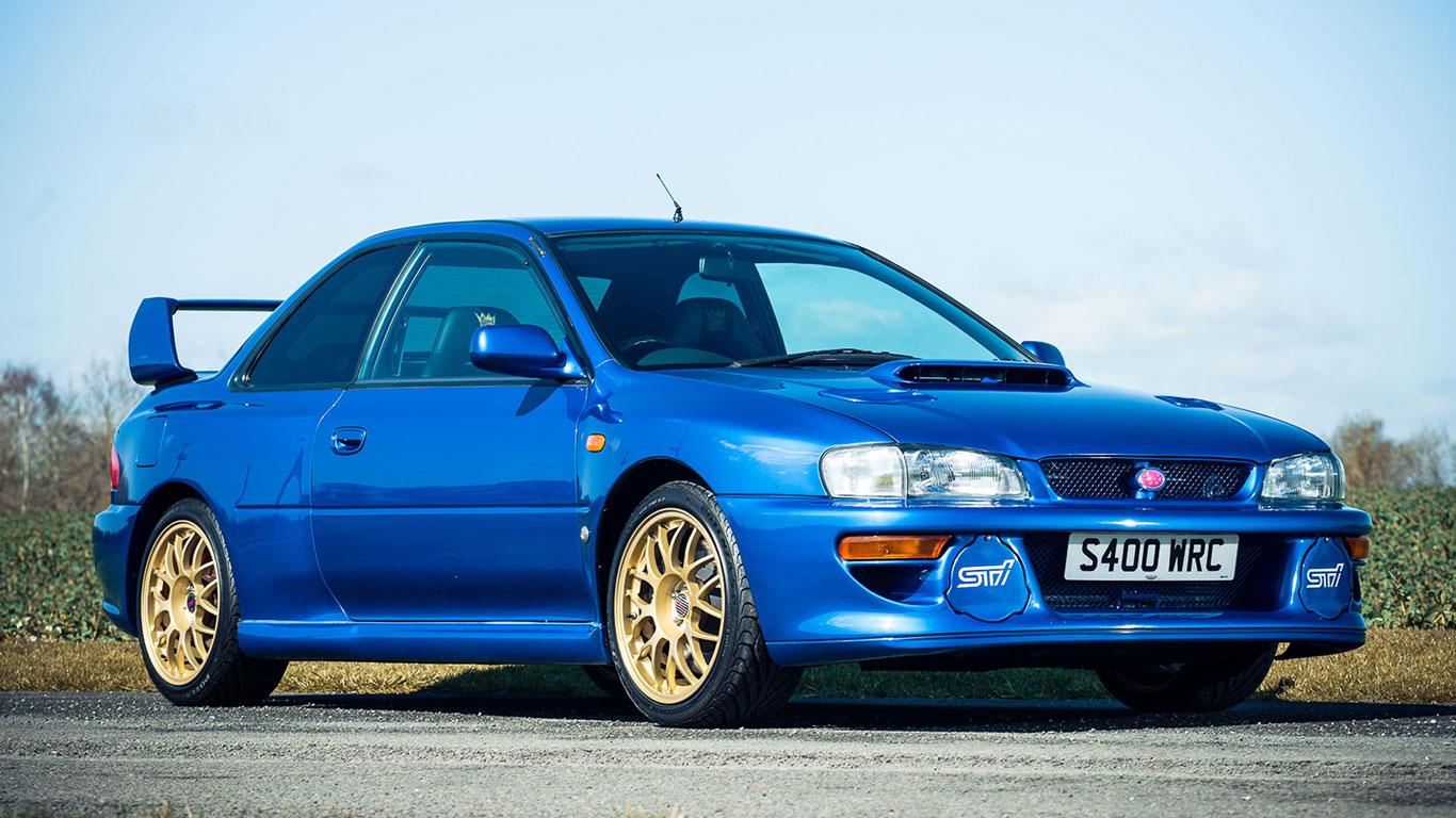 TP: Subaru Impreza 22B