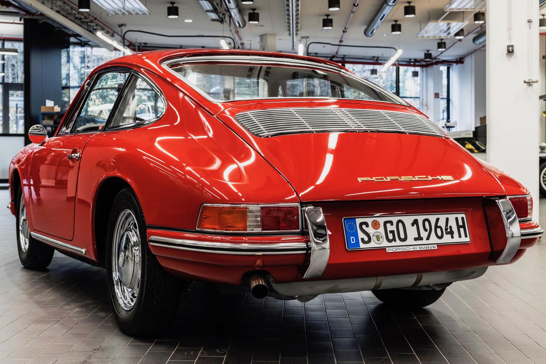 Porsche 901 Museum