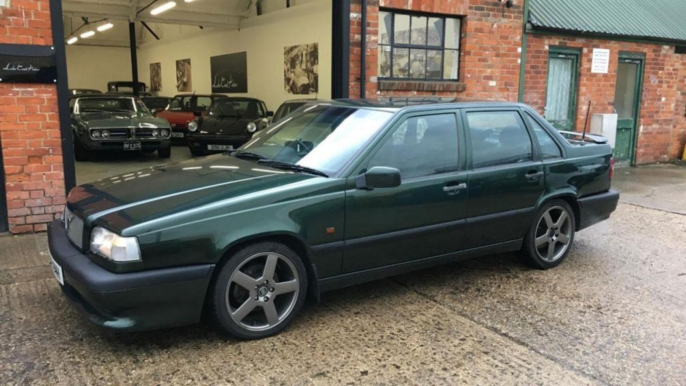 Volvo 850 T5-R: £4,995