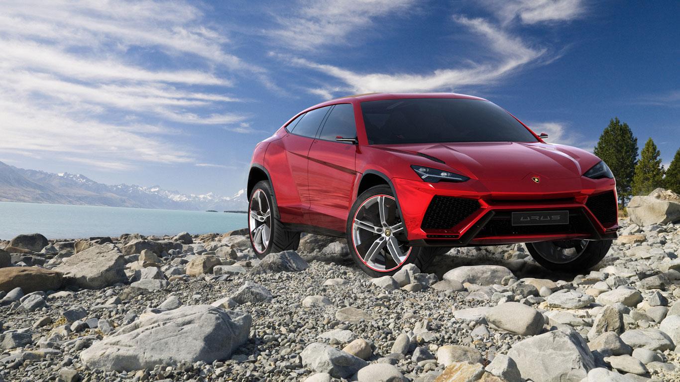 Lamborghini: the future
