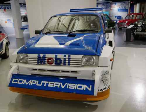 Let's take a moment to celebrate the Metro 6R4