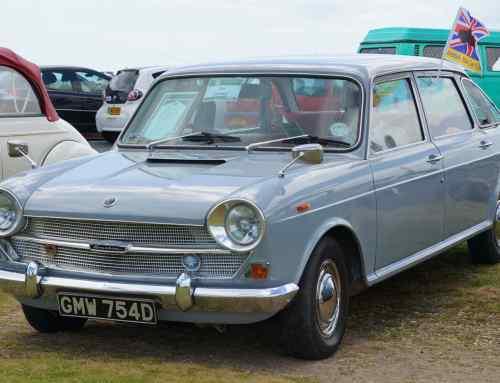 Austin 1800: the 'big Mini' that helped break the British car industry