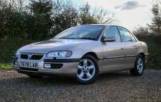 1997 Vauxhall Omega