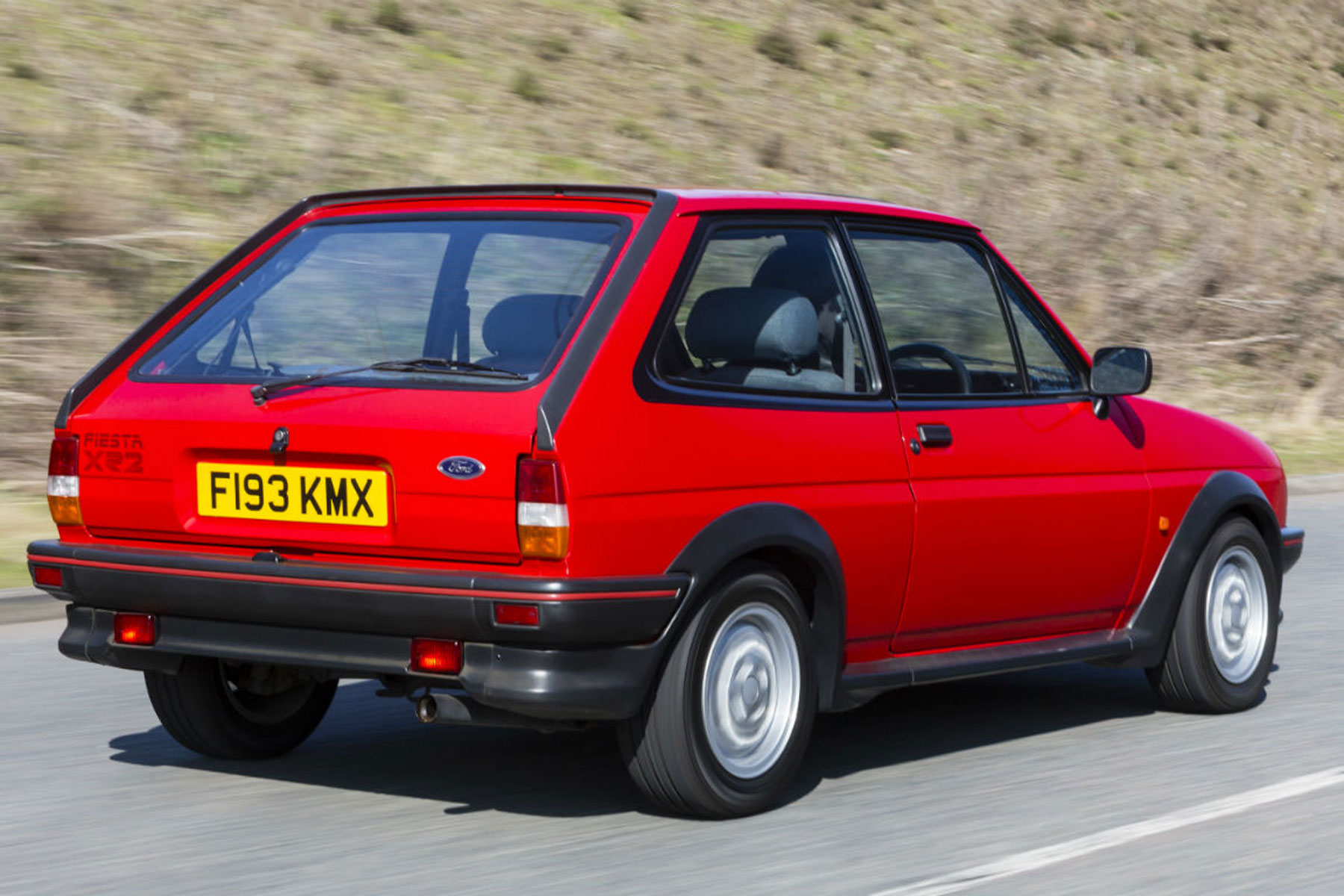Ford Fiesta Review >> Ford Fiesta XR2 - Retro MR