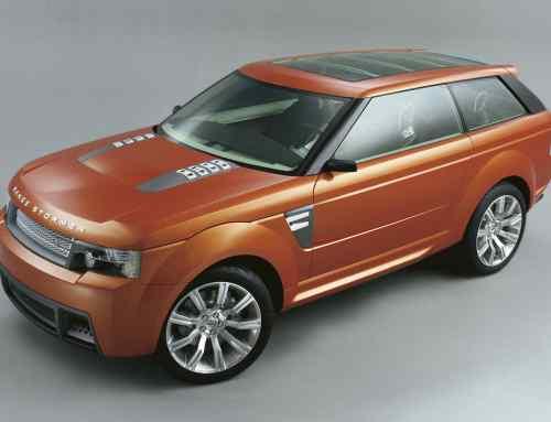 How the Range Stormer prepared the world for the Range Rover Sport