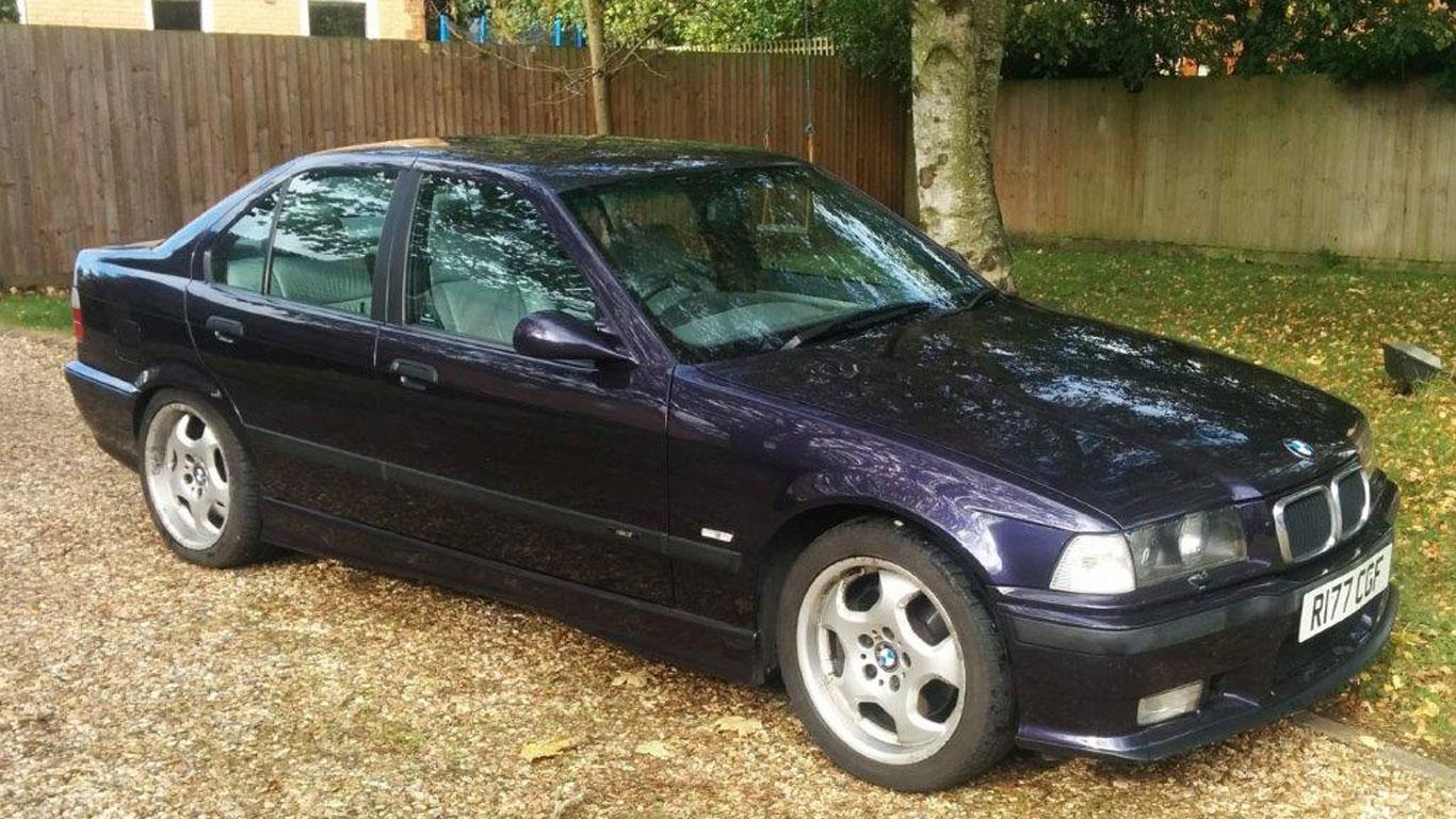 BMW M3 Evolution: £7,000 - £9,000
