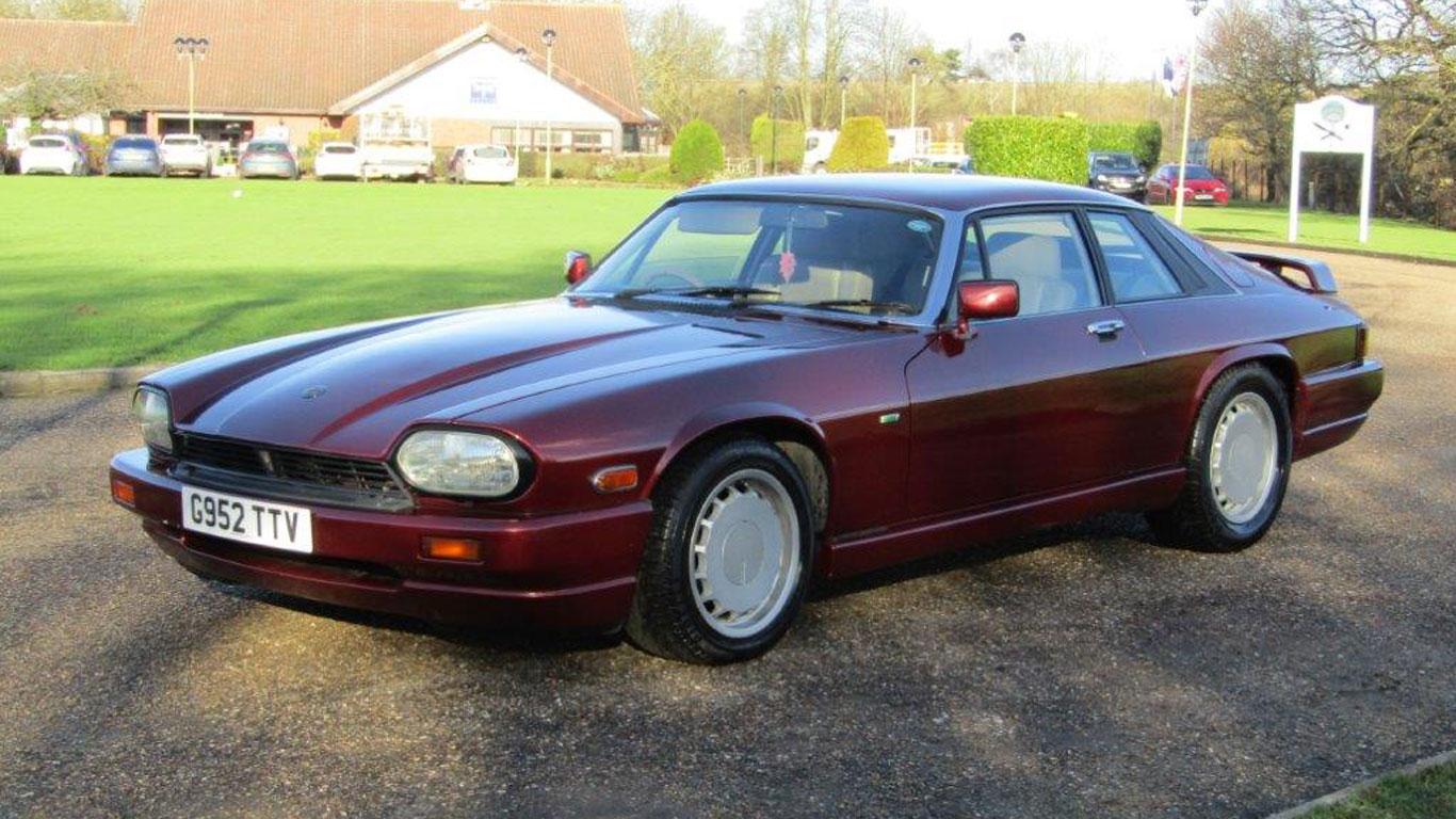 Jaguar XJR-S: £9,000 - £12,000