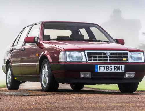 Lancia Thema 8.32: the most Italian performance saloon