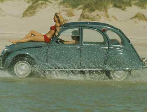 Citroen 2CV at 70: a brief history of the 'tin snail'