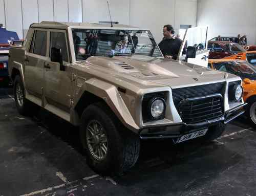 This 'Rambo Lambo' puts the Urus super-SUV to shame