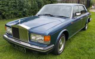 Alan Sugar's Rolls-Royce