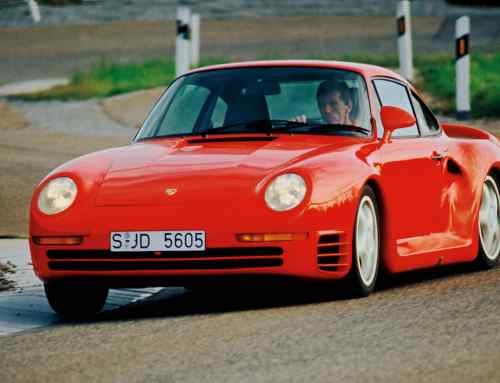 In pictures: 30 years of all-wheel-drive Porsches