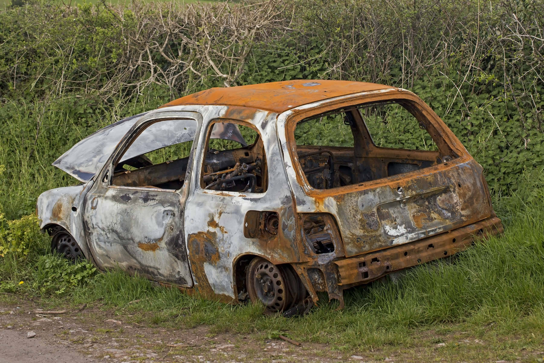 How to stop your car going rust
