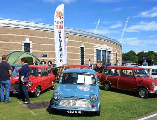 60 years of Mini: plans announced for anniversary celebrations
