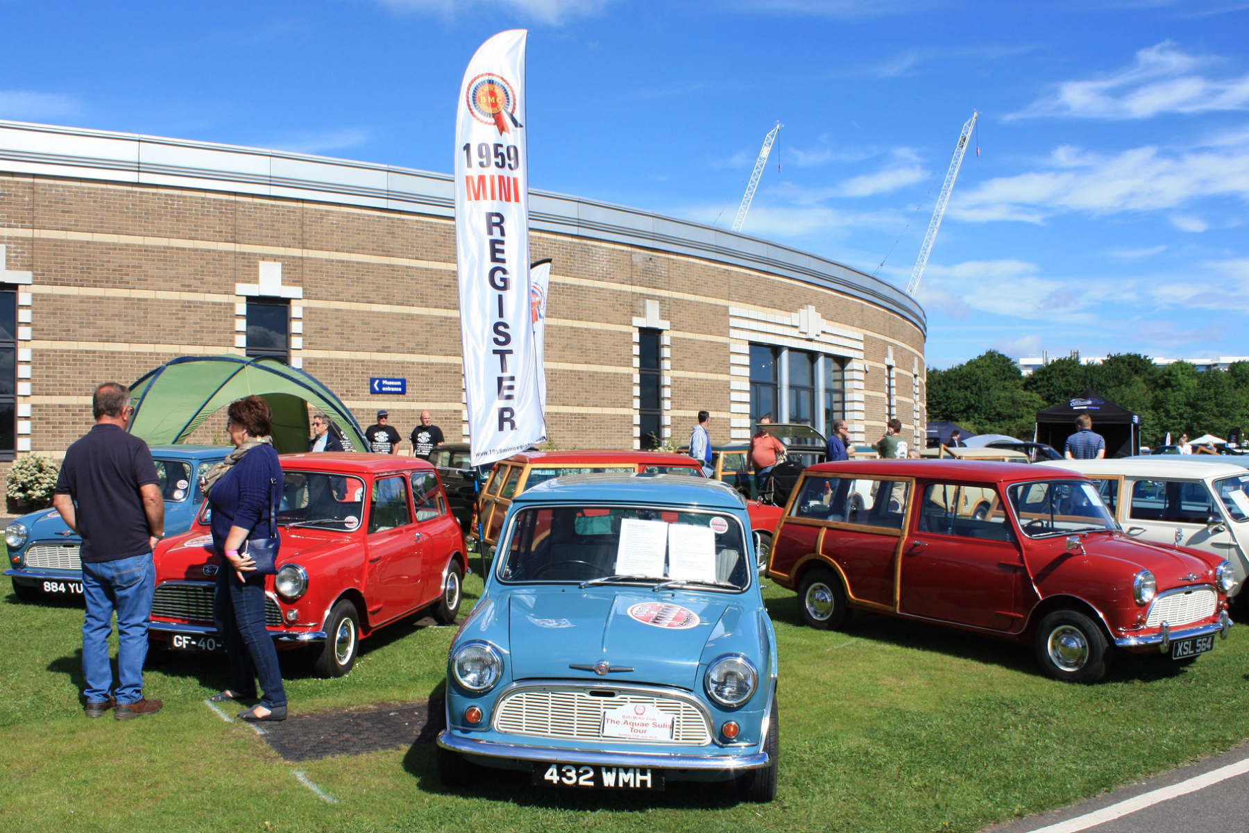 Big plans for 60th anniversary celebrations at National Mini and Metro Show