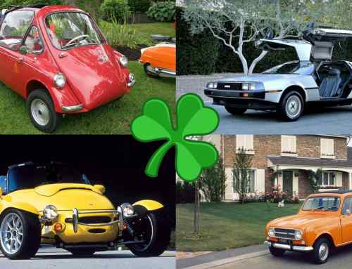 Luck of the Irish – Ireland's hidden automotive history