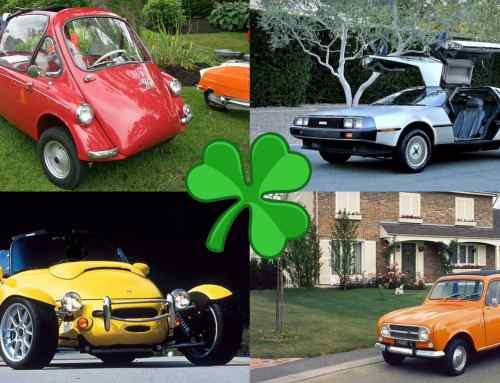 Luck of the Irish – Ireland's hidden automotive history